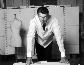 Выставка Hubert de Givenchy в Мадриде